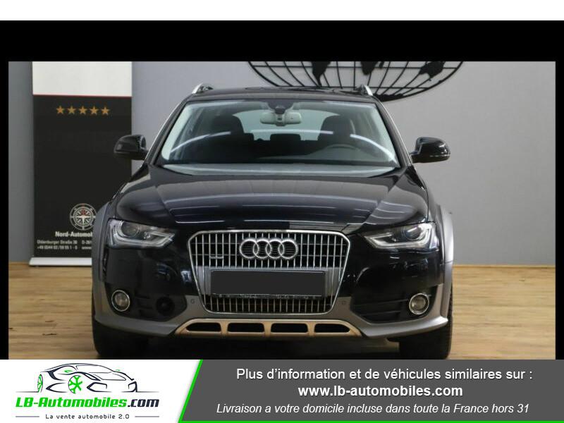 Audi A4 Allroad Quattro 3.0 TDI 245 Noir occasion à Beaupuy - photo n°11