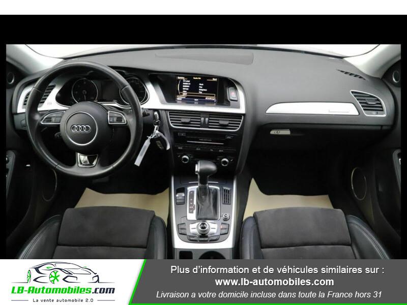 Audi A4 Allroad Quattro 3.0 TDI 245 Noir occasion à Beaupuy - photo n°2