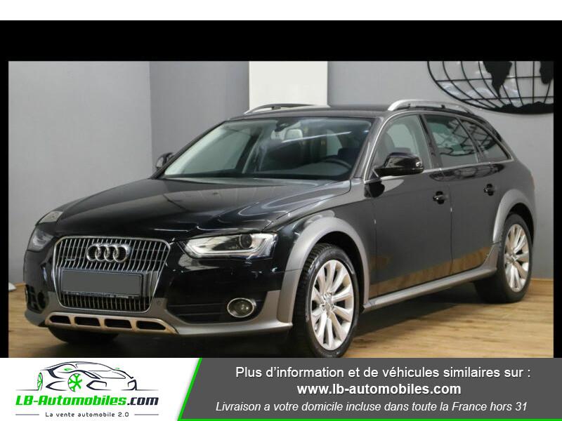 Audi A4 Allroad Quattro 3.0 TDI 245 Noir occasion à Beaupuy
