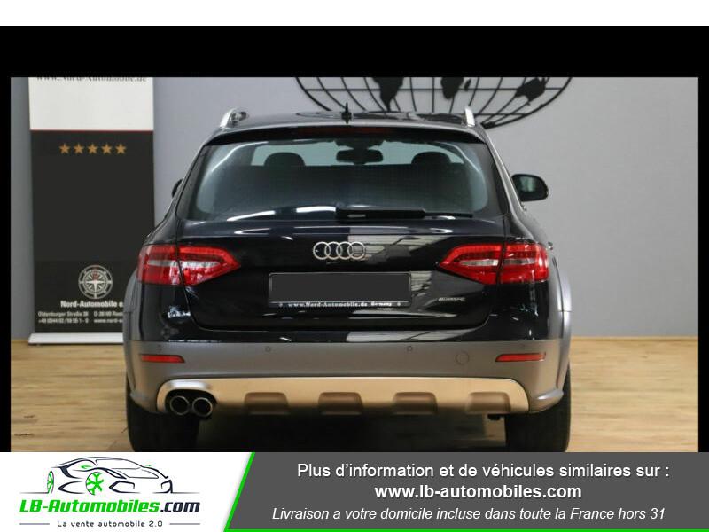 Audi A4 Allroad Quattro 3.0 TDI 245 Noir occasion à Beaupuy - photo n°14