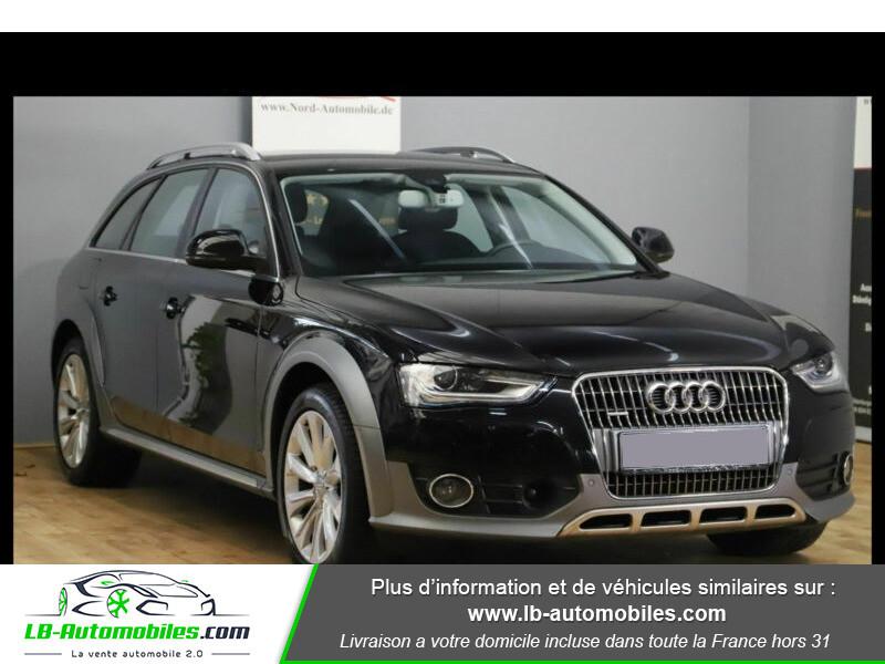 Audi A4 Allroad Quattro 3.0 TDI 245 Noir occasion à Beaupuy - photo n°10
