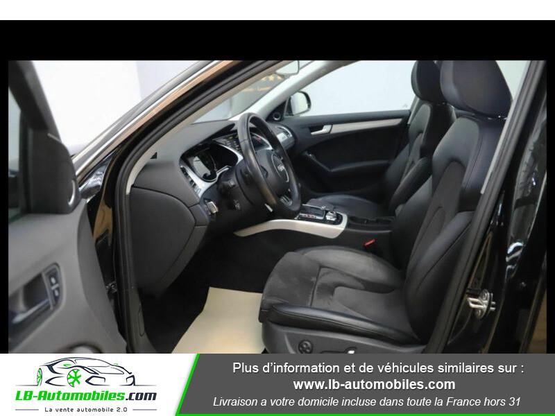 Audi A4 Allroad Quattro 3.0 TDI 245 Noir occasion à Beaupuy - photo n°4