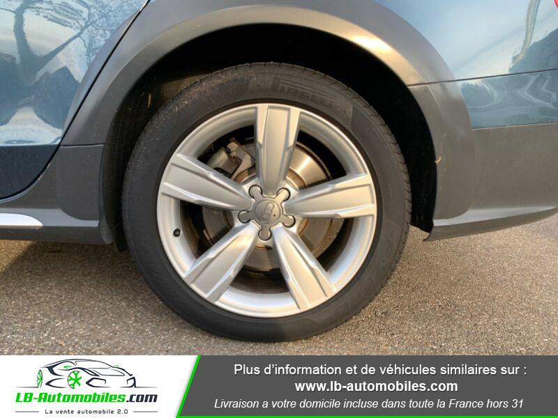 Audi A4 Allroad Quattro 3.0 TDI 245 Bleu occasion à Beaupuy - photo n°10