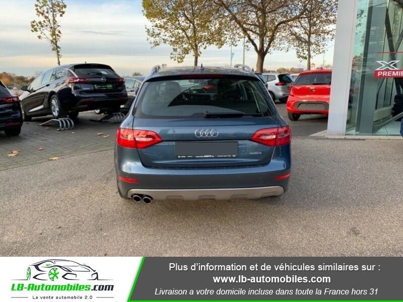 Audi A4 Allroad Quattro 3.0 TDI 245 Bleu occasion à Beaupuy - photo n°9