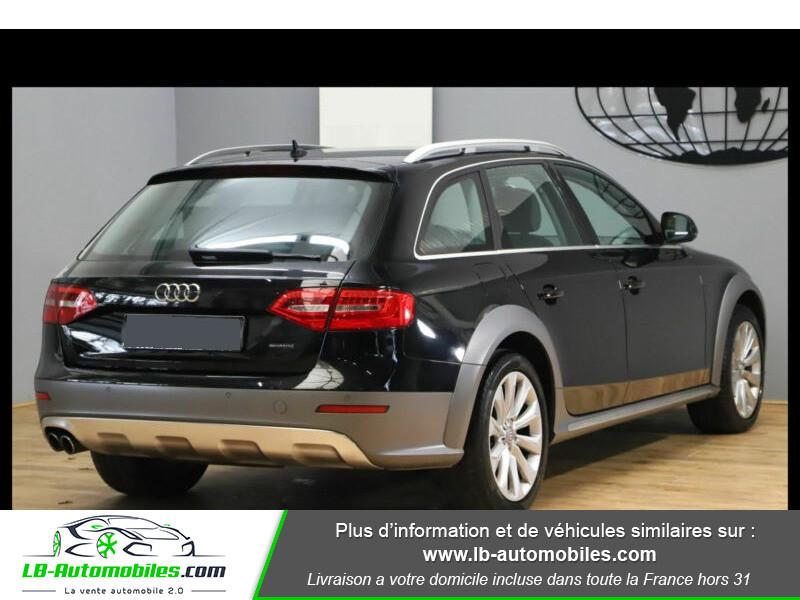 Audi A4 Allroad Quattro 3.0 TDI 245 Noir occasion à Beaupuy - photo n°3