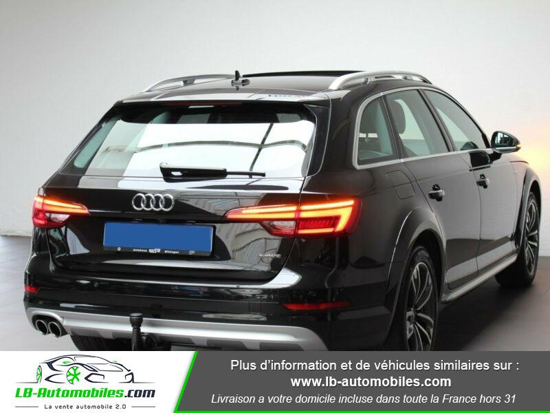 Audi A4 Allroad Quattro 3.0 TDI 272 Noir occasion à Beaupuy - photo n°3
