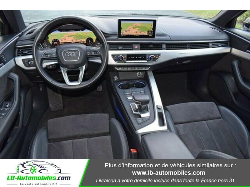 Audi A4 Allroad Quattro 3.0 TDI 272 Noir occasion à Beaupuy - photo n°2