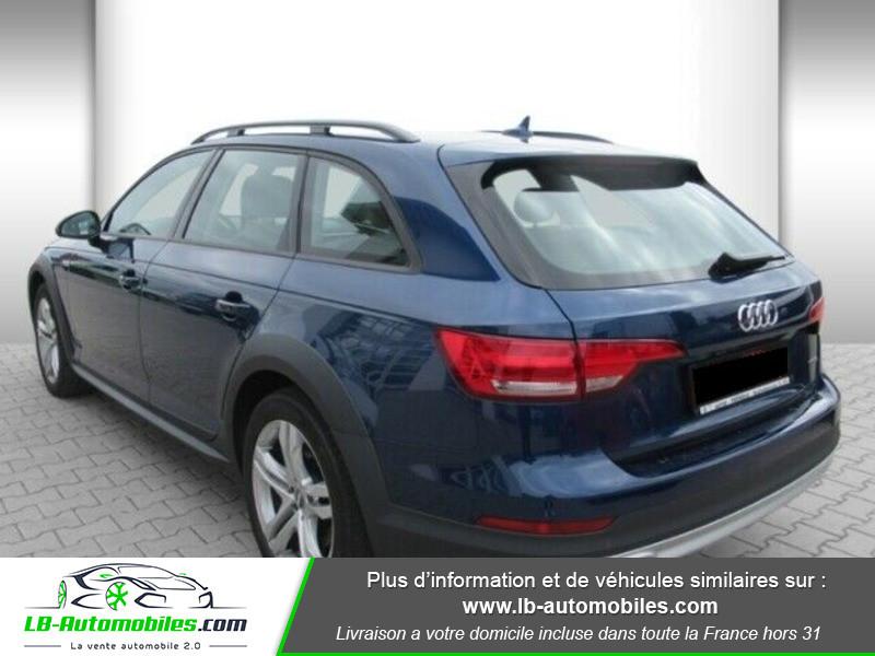 Audi A4 Allroad Quattro 3.0 TDI 272 Bleu occasion à Beaupuy - photo n°12