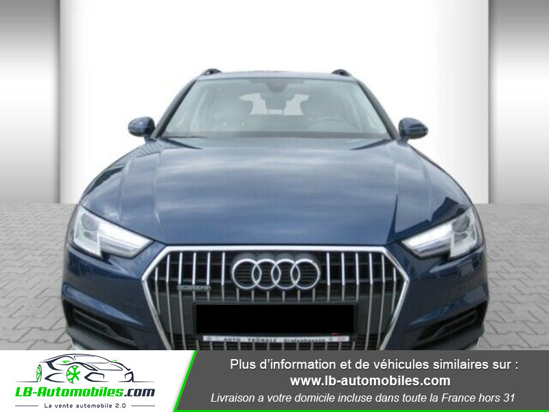 Audi A4 Allroad Quattro 3.0 TDI 272 Bleu occasion à Beaupuy - photo n°16