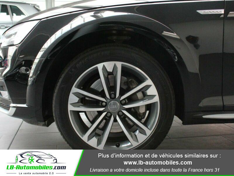 Audi A4 Allroad Quattro 3.0 TDI 272 Noir occasion à Beaupuy - photo n°12