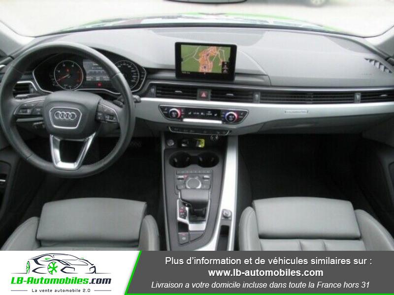 Audi A4 Allroad Quattro 3.0 TDI 272 Bleu occasion à Beaupuy - photo n°2