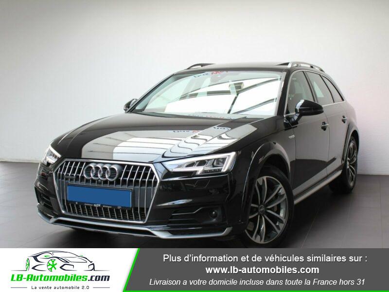 Audi A4 Allroad Quattro 3.0 TDI 272 Noir occasion à Beaupuy