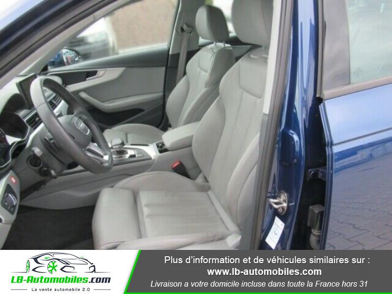 Audi A4 Allroad Quattro 3.0 TDI 272 Bleu occasion à Beaupuy - photo n°4