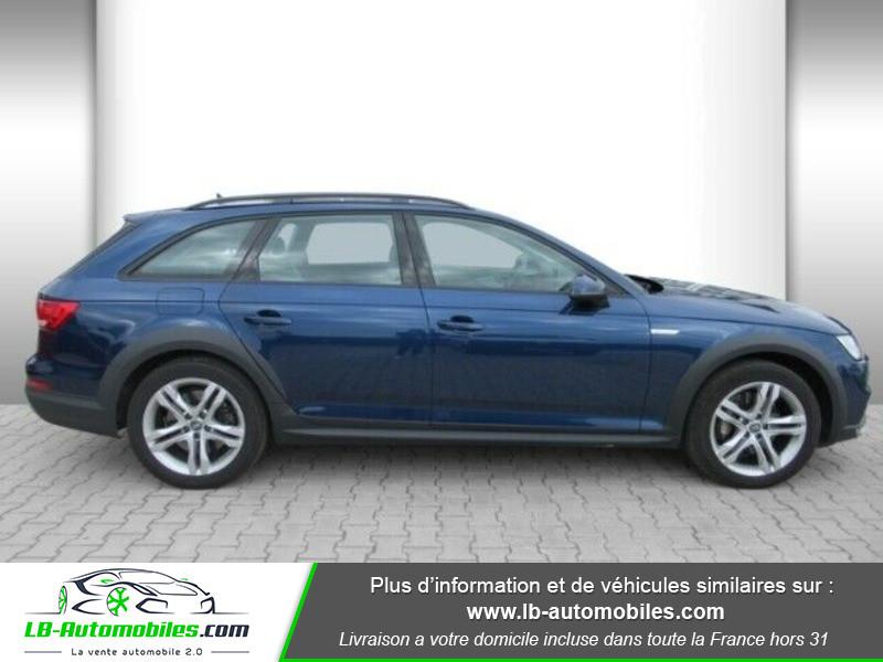 Audi A4 Allroad Quattro 3.0 TDI 272 Bleu occasion à Beaupuy - photo n°14