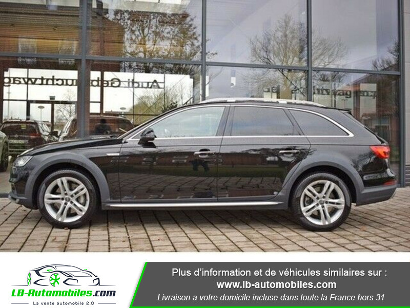 Audi A4 Allroad Quattro 3.0 TDI 272 Noir occasion à Beaupuy - photo n°15