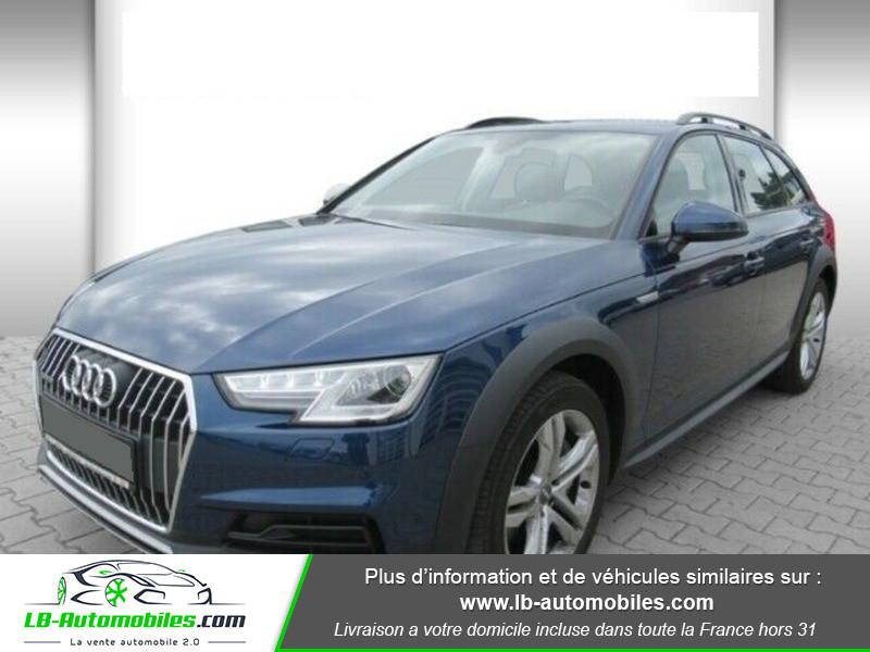 Audi A4 Allroad Quattro 3.0 TDI 272 Bleu occasion à Beaupuy