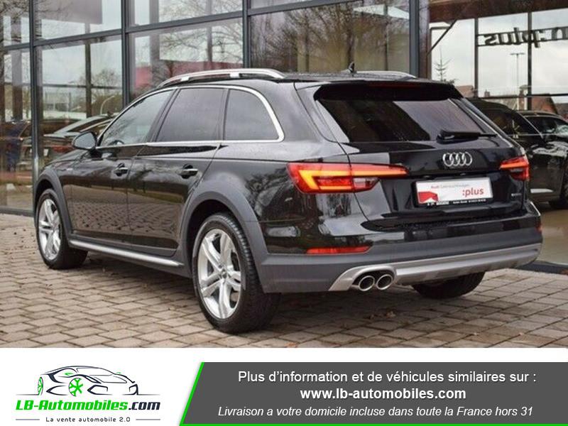 Audi A4 Allroad Quattro 3.0 TDI 272 Noir occasion à Beaupuy - photo n°16