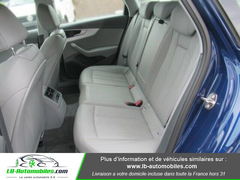 Audi A4 Allroad Quattro 3.0 TDI 272 Bleu occasion à Beaupuy - photo n°5