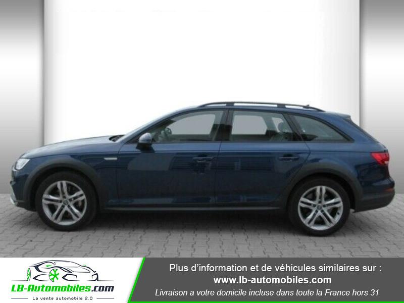 Audi A4 Allroad Quattro 3.0 TDI 272 Bleu occasion à Beaupuy - photo n°11
