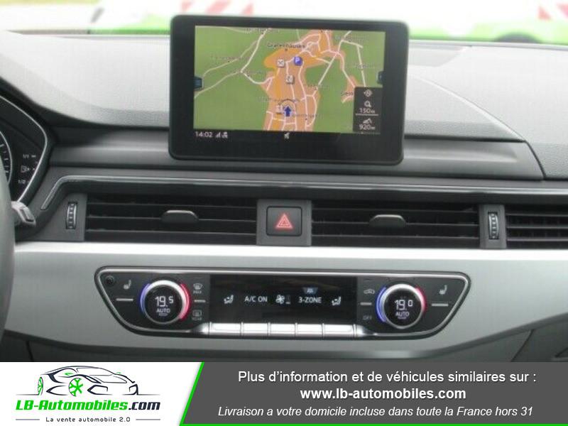 Audi A4 Allroad Quattro 3.0 TDI 272 Bleu occasion à Beaupuy - photo n°8