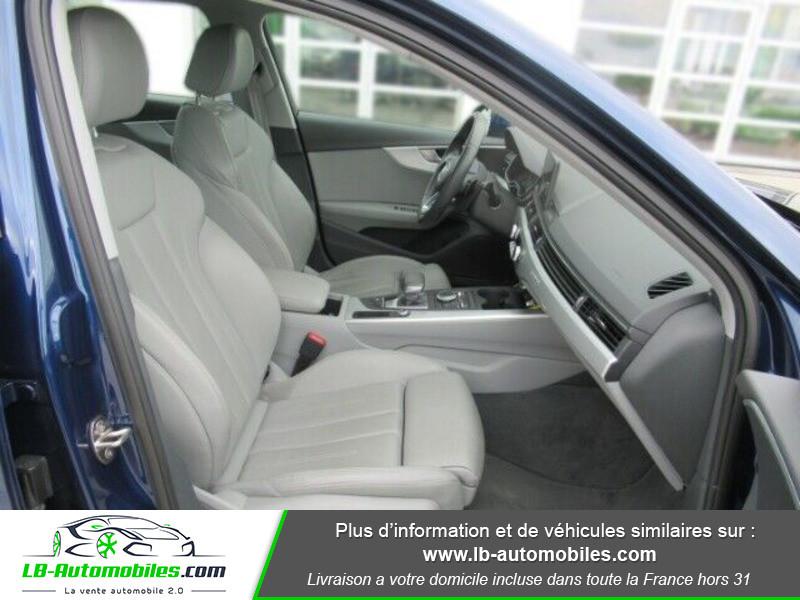 Audi A4 Allroad Quattro 3.0 TDI 272 Bleu occasion à Beaupuy - photo n°6