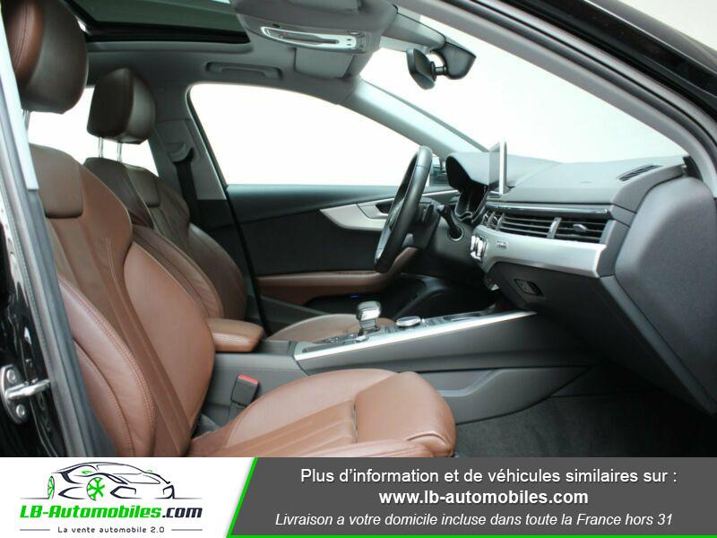 Audi A4 Allroad Quattro 3.0 TDI 272 Noir occasion à Beaupuy - photo n°4