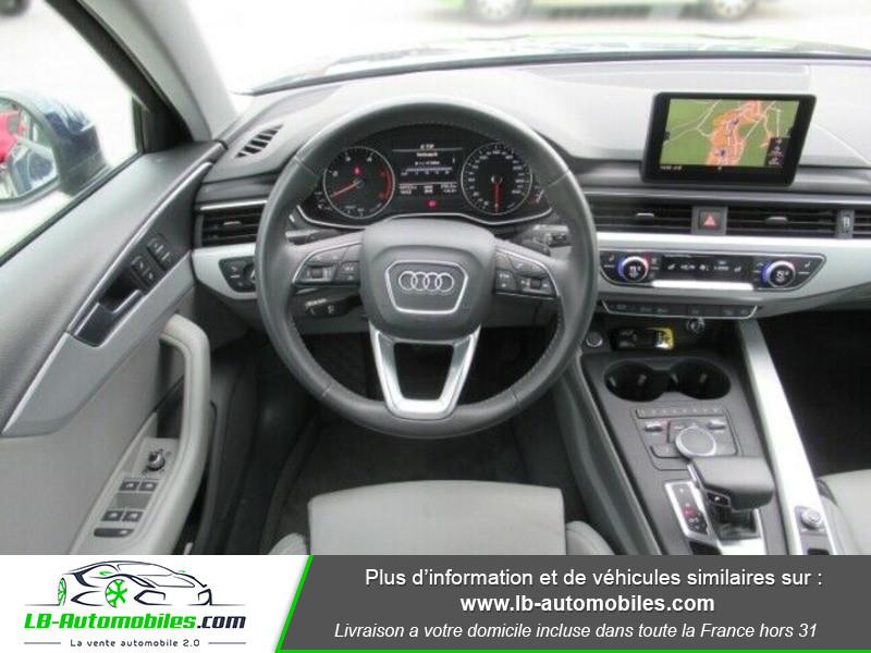 Audi A4 Allroad Quattro 3.0 TDI 272 Bleu occasion à Beaupuy - photo n°7