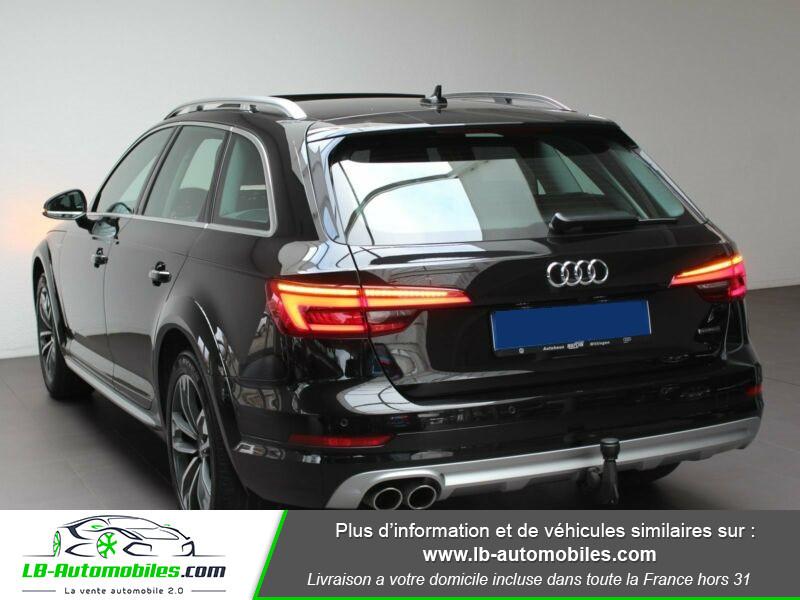 Audi A4 Allroad Quattro 3.0 TDI 272 Noir occasion à Beaupuy - photo n°14