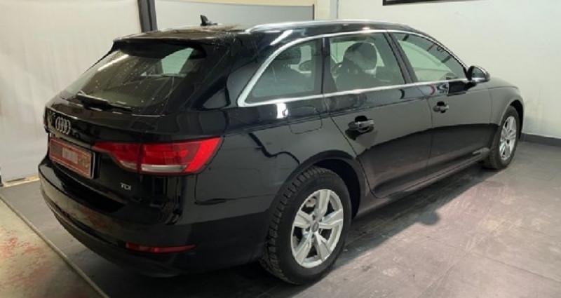 Audi A4 Avant 2.0 TDI 122 S tronic 7 Noir occasion à COURNON D'AUVERGNE - photo n°5