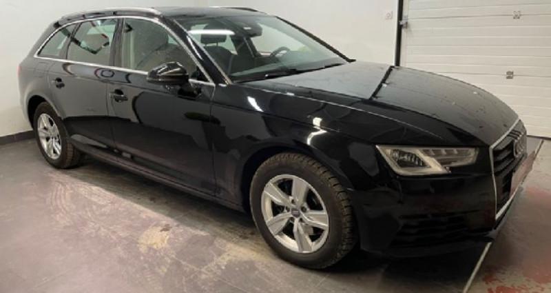 Audi A4 Avant 2.0 TDI 122 S tronic 7 Noir occasion à COURNON D'AUVERGNE - photo n°3