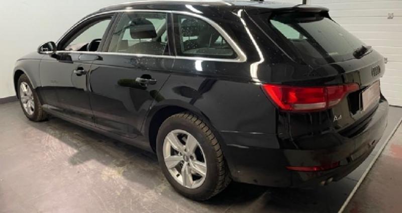 Audi A4 Avant 2.0 TDI 122 S tronic 7 Noir occasion à COURNON D'AUVERGNE - photo n°6