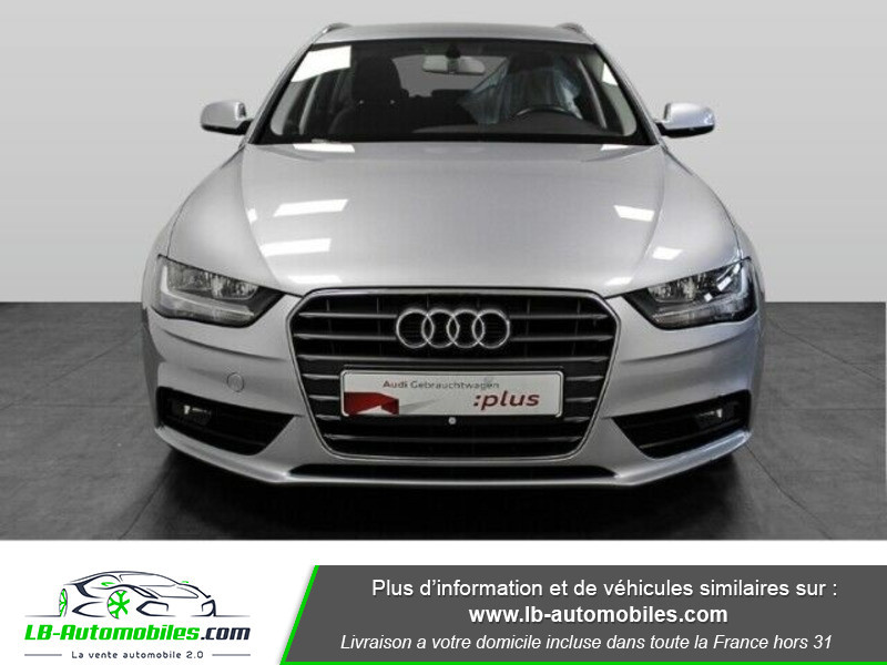 Audi A4 Avant 2.0 TDI 136 Gris occasion à Beaupuy - photo n°11