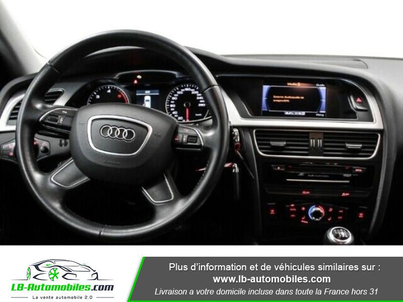 Audi A4 Avant 2.0 TDI 136 Gris occasion à Beaupuy - photo n°2