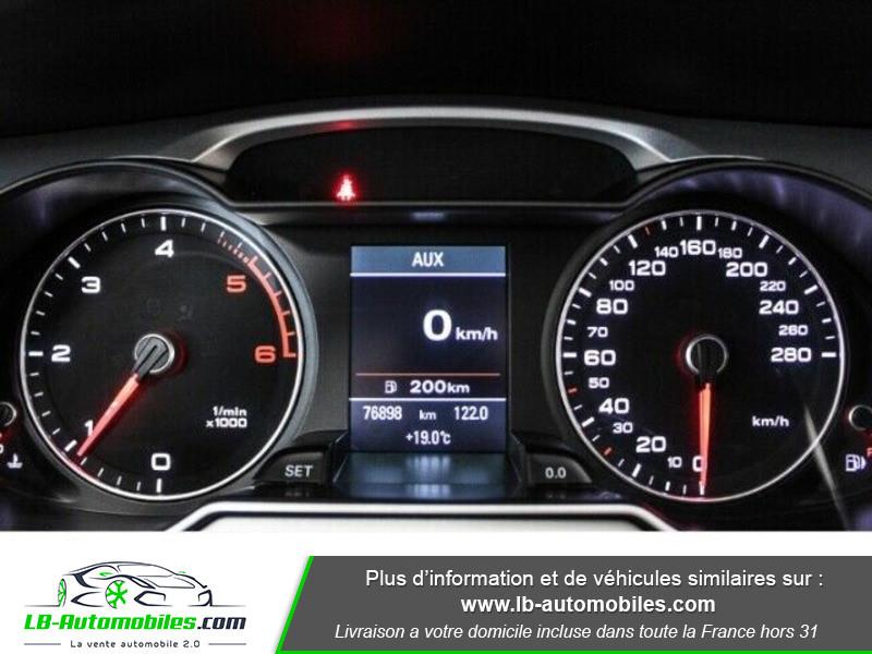 Audi A4 Avant 2.0 TDI 136 Gris occasion à Beaupuy - photo n°14