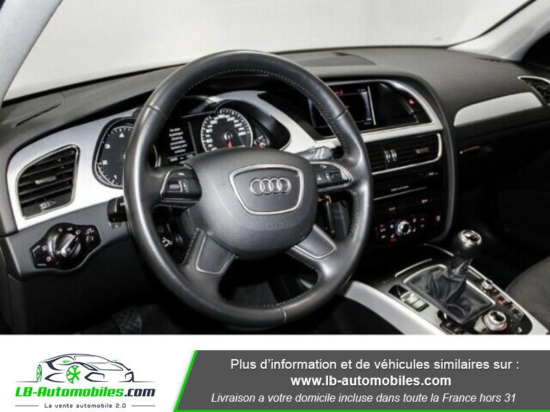 Audi A4 Avant 2.0 TDI 136 Gris occasion à Beaupuy - photo n°4