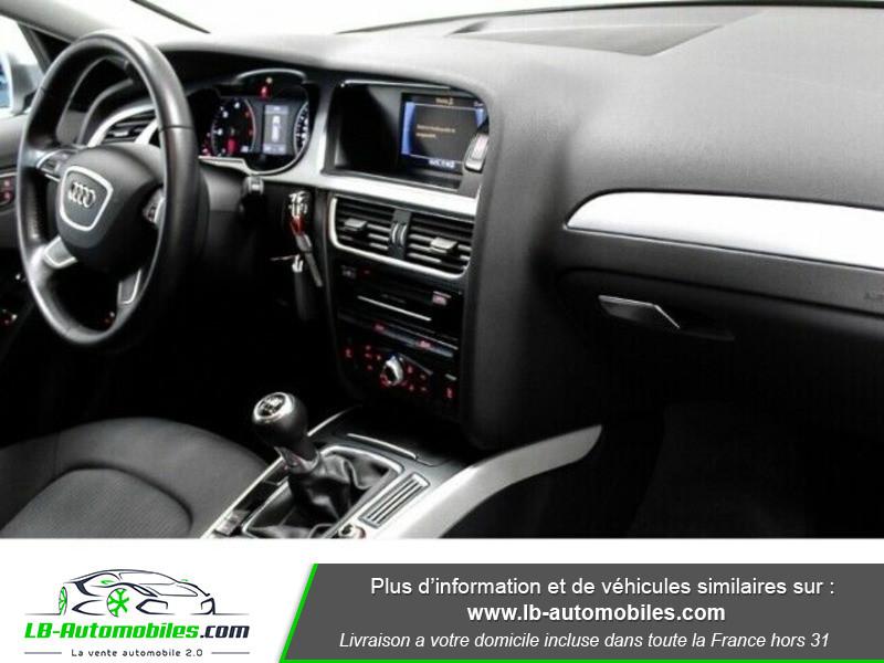 Audi A4 Avant 2.0 TDI 136 Gris occasion à Beaupuy - photo n°7