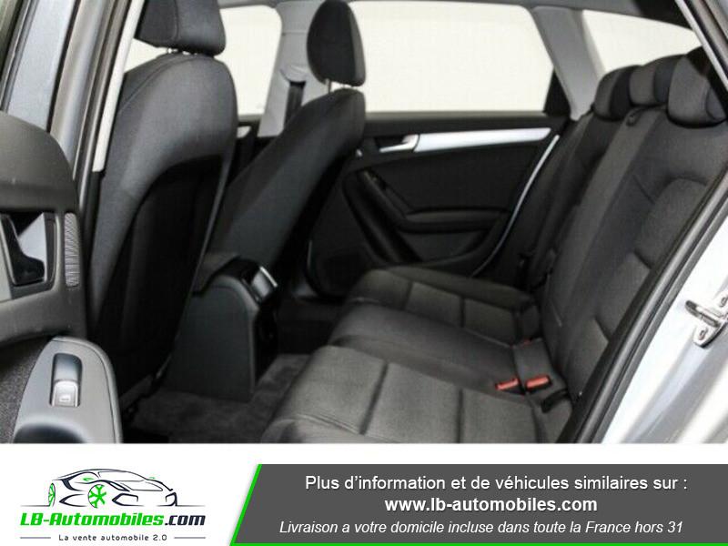 Audi A4 Avant 2.0 TDI 136 Gris occasion à Beaupuy - photo n°6