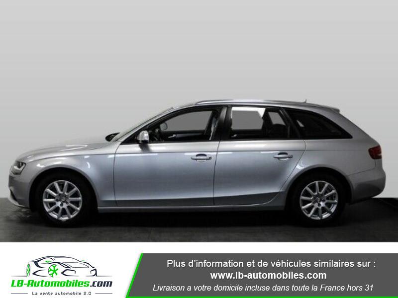 Audi A4 Avant 2.0 TDI 136 Gris occasion à Beaupuy - photo n°12
