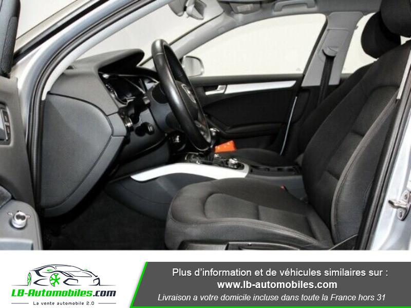 Audi A4 Avant 2.0 TDI 136 Gris occasion à Beaupuy - photo n°5
