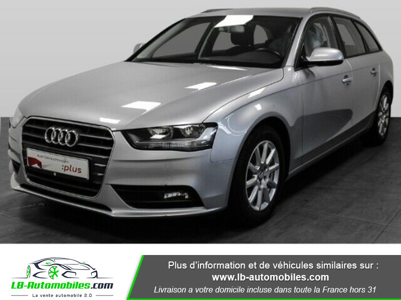 Audi A4 Avant 2.0 TDI 136 Gris occasion à Beaupuy