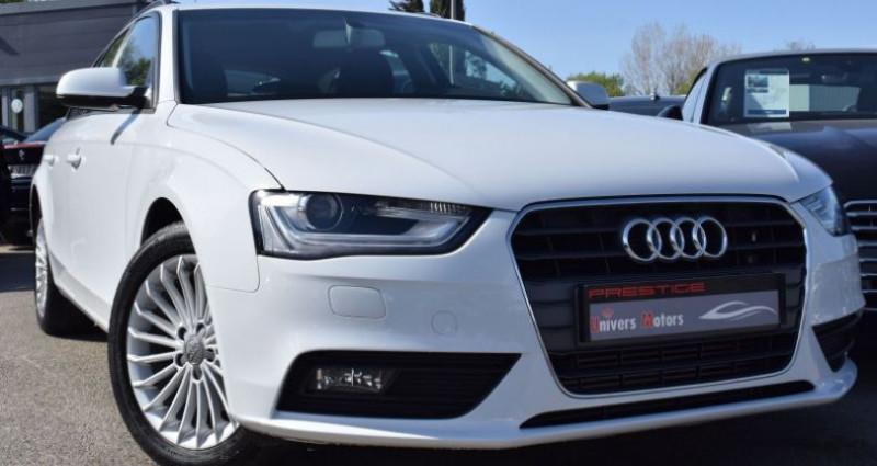 Audi A4 Avant 2.0 TDI 143CH DPF AMBIENTE MULTITRONIC Blanc occasion à VENDARGUES