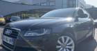 Audi A4 Avant 2.0 TDI 143CH DPF AMBITION LUXE MULTITRONIC Noir à VOREPPE 38