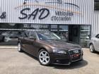 Audi A4 Avant 2.0 TDI 143CH DPF BUSINESS LINE QUATTRO Marron à TOULOUSE 31