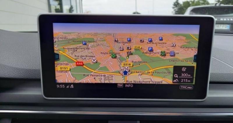 Audi A4 Avant 2.0 TDI 150 BUSINESS S TRONIC Bleu occasion à CHANAS - photo n°7