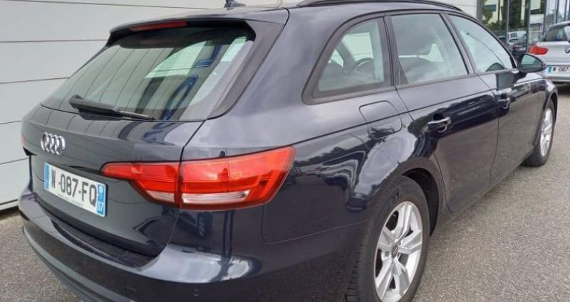 Audi A4 Avant 2.0 TDI 150 BUSINESS S TRONIC Bleu occasion à CHANAS - photo n°2