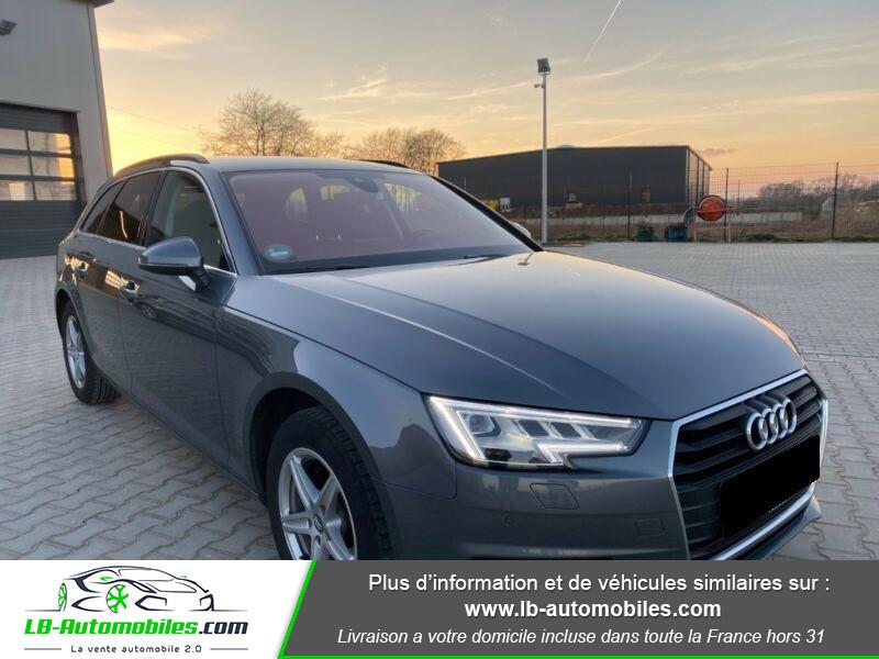 Audi A4 Avant 2.0 TDI 150 S-Tronic Gris occasion à Beaupuy