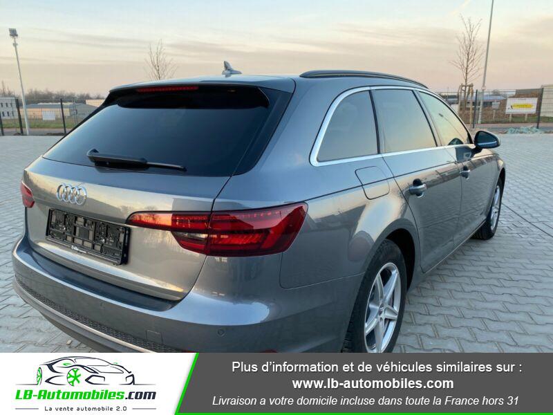 Audi A4 Avant 2.0 TDI 150 S-Tronic Gris occasion à Beaupuy - photo n°3
