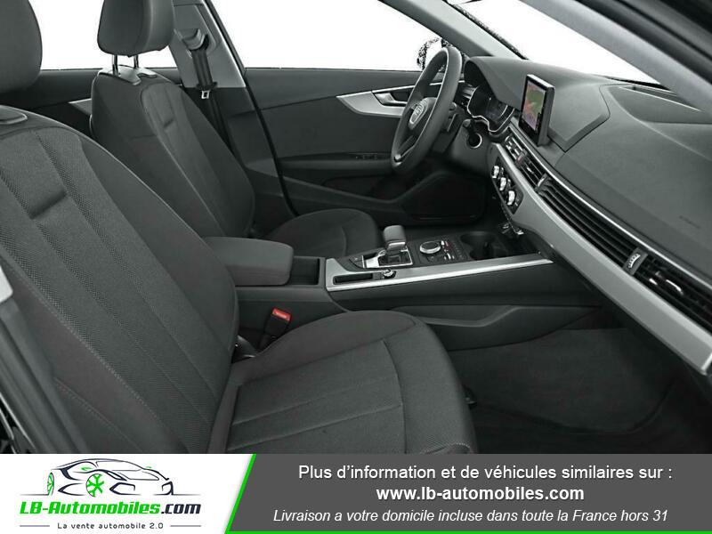 Audi A4 Avant 2.0 TDI 150 S-Tronic Noir occasion à Beaupuy - photo n°5