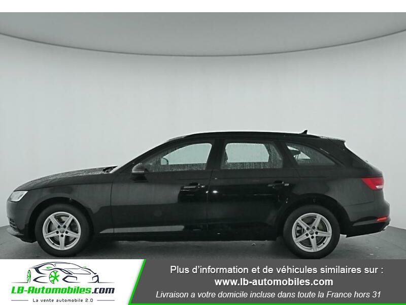 Audi A4 Avant 2.0 TDI 150 S-Tronic Noir occasion à Beaupuy - photo n°4