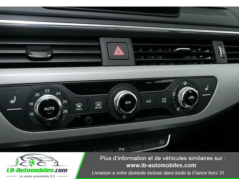 Audi A4 Avant 2.0 TDI 150 S-Tronic Noir occasion à Beaupuy - photo n°8